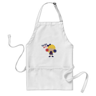 You Can Do It Standard Apron