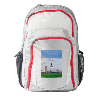 You can fly. backpack