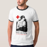 You Can Help American Red Cross T-Shirt