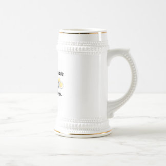 You can never have too many coins Gifts. Beer Stein