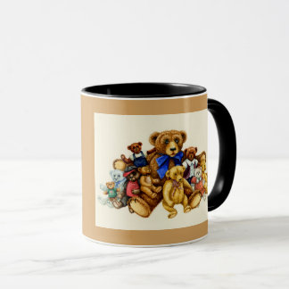 You Can Never Have Too Many Teddy Bears MUG