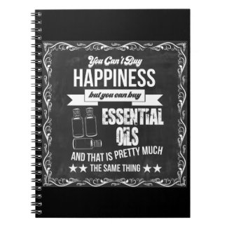 You can't buy Happiness but you can buy EO! Spiral Note Book
