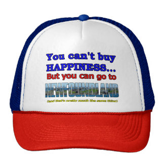 YOU CAN'T BUY HAPPINESS CAP