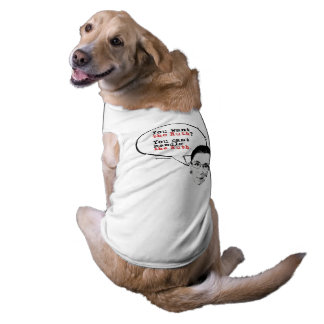 You Can't Handle The Ruth Sleeveless Dog Shirt