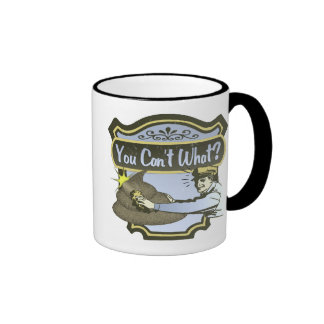 You Can't Polish a... Coffee Mugs
