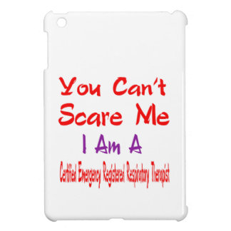 You can't scare me I'm a Certified Emergency Regis iPad Mini Covers