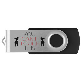 You can't touch this usb USB flash drive