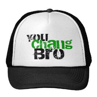 You chang bro cheap hawaii hat