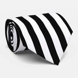 You choose background color and black stripes tie