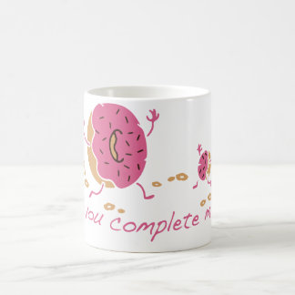 You Complete Me - Doughnut Coffee Mug