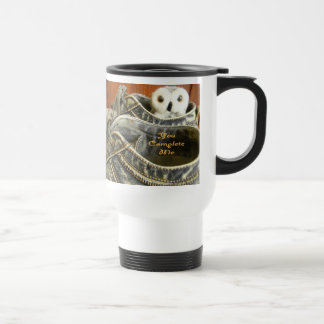 You Complete Me Stainless Steel Travel Mug