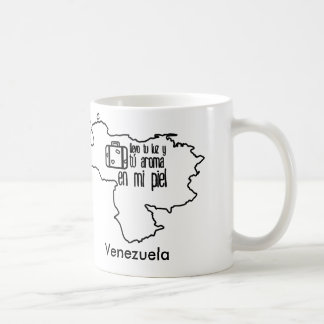 You do not forget Venezuela to me Coffee Mug