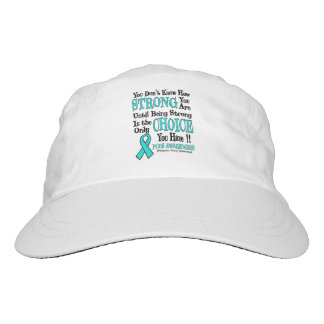 You Don't Know How Strong...PCOS Hat