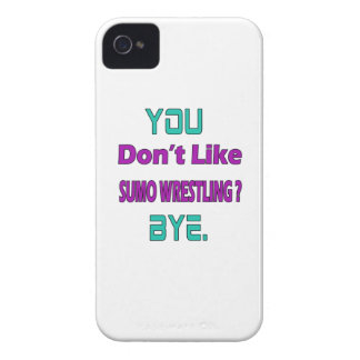 You don't like Sumo Wrestling ? iPhone 4 Covers