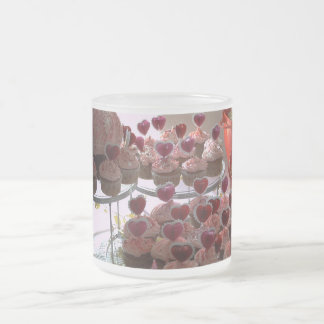 You don't need candy, flowers, or pity. You need f Frosted Glass Mug