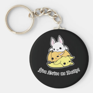 You Drive Me Batty! Key Chain