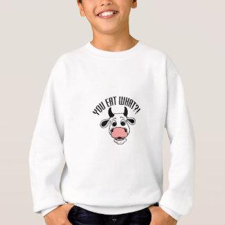 You Eat What? Sweatshirt