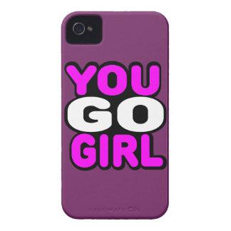 You Go GIrl Case-Mate iPhone 4 Case