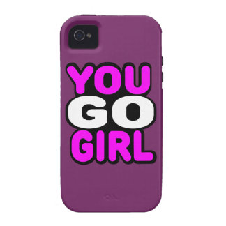 You Go GIrl iPhone 4 Covers