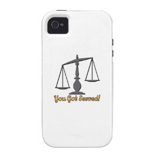 You Got Served! Vibe iPhone 4 Cases