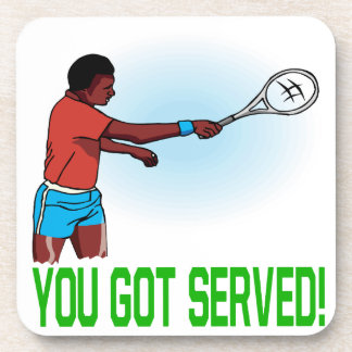 You Got Served Drink Coasters