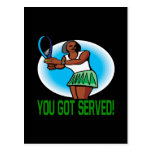 You Got Served Post Card