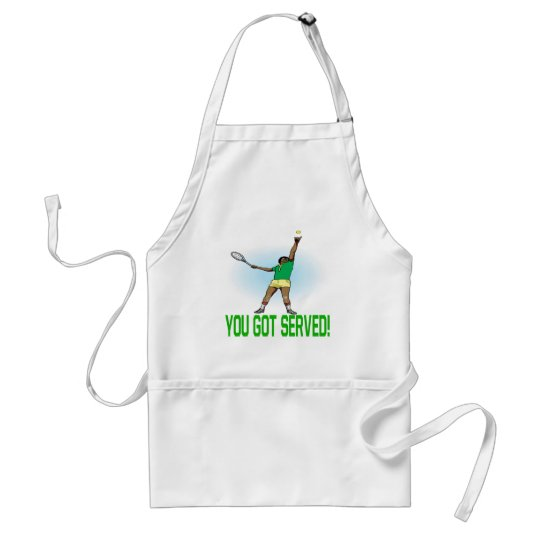 You Got Served Standard Apron