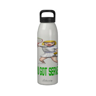You Got Served Water Bottle