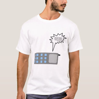 You have dialled an imaginary nimber T-Shirt
