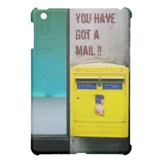 You have got a Mail!l! Ipad Case