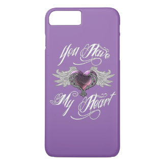 You Have My Heart Pink iPhone 7 Plus Case