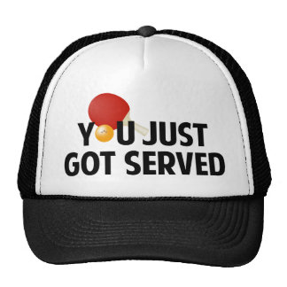 You Just Got Served Cap