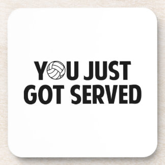 You Just Got Served Coaster