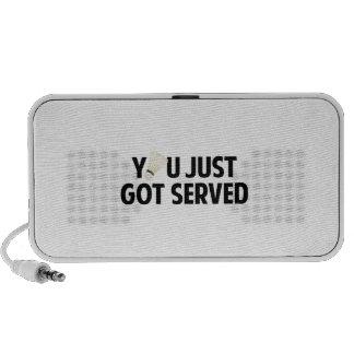 You Just Got Served Laptop Speaker
