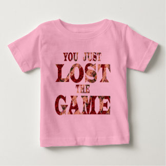 You just lost the game - Internet meme Baby T-Shirt