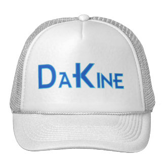 You know... da kine hats