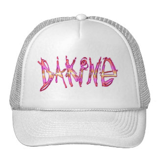 You know - da kine mesh hats