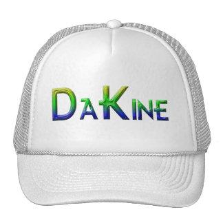 You know... da kine hat