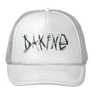 You know - da kine mesh hat