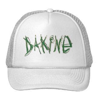 You know - da kine hat