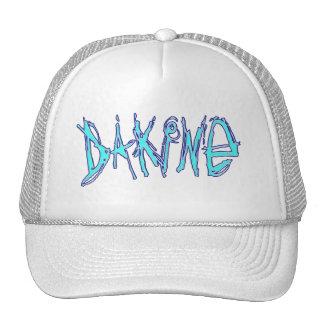 You know- da kine trucker hats