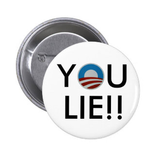 You lie! Button