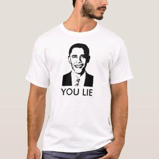 You Lie! (Obama) T-Shirt