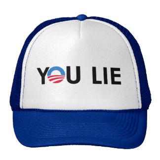 You Lie T-shirts Trucker Hats