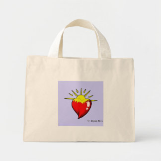 You light up my life tote bag