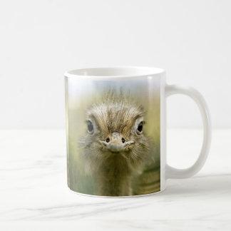 You Lookin' at Me? Basic White Mug