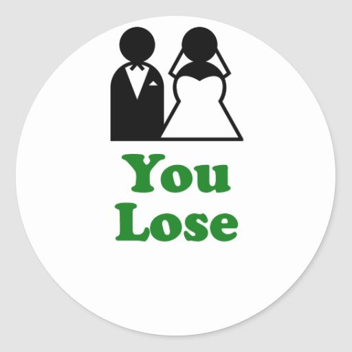 You Lose Stickers