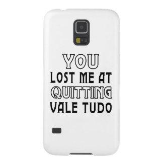 You Lost Me At Quitting Vale tudo Martial Arts Galaxy Nexus Case