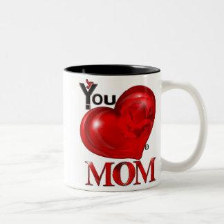 You Love Mom Coffee Mug Tea Cup wrap