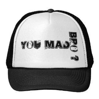you mad bro? trucker hat